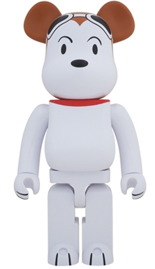 SNOOPY FLYING ACE 1000% ベアブリック (BE@RBRICK)
