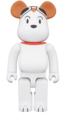 SNOOPY FLYING ACE 400% ベアブリック (BE@RBRICK)