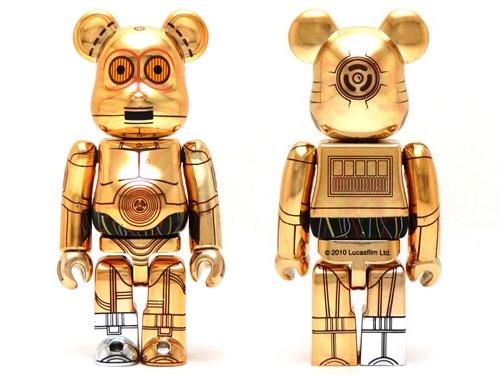 STAR WARS C-3PO & R2-D2 2pc ベアブリック (BE@RBRICK)