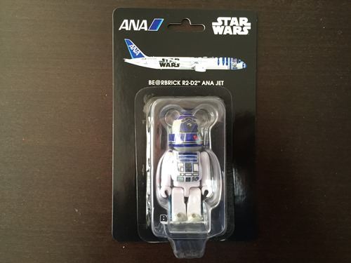 STAR WARS R2-D2 ANA JET 100% ベアブリック (BE@RBRICK)
