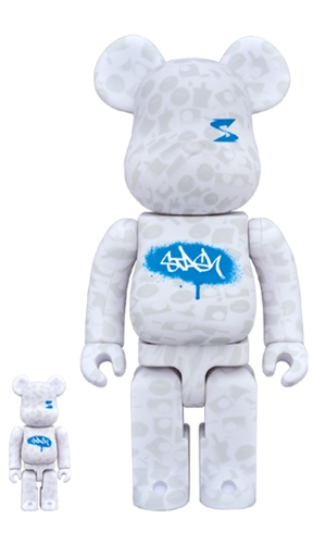 STASH MEDICOM TOY PLUS exclusive 100% 400% ベアブリック(BE@RBRICK) [情報]