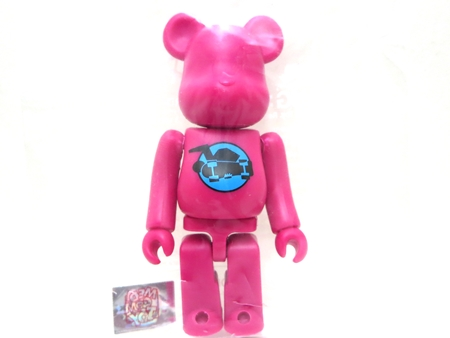 STUSSY HAWAII PINK ベアブリック (BE@RBRICK)