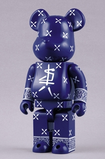 SUICIDAL TENDENCIES 400% ベアブリック(BE@RBRICK)