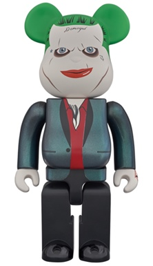 SUICIDE SQUAD THE JOKER 400% ベアブリック (BE@RBRICK)