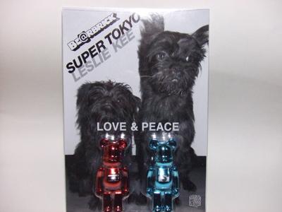 SUPER TOKYO 2pc ベアブリック(BE@RBRICK)