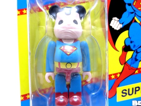 SUPERMAN DC COMIC ベアブリック (BE@RBRICK)