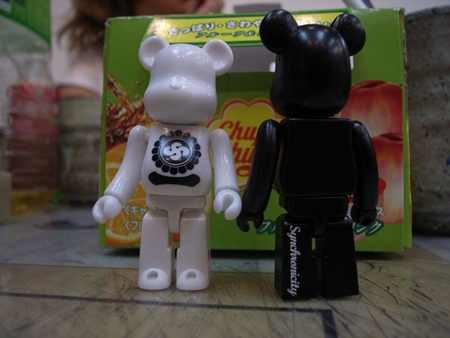 SYNCHRONICITY ベアブリック(BE@RBRICK)