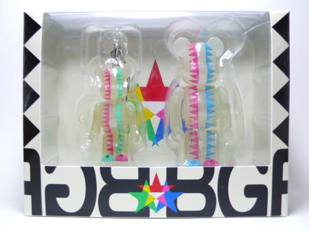 玉木宏 LIVE TOUR R.G.B 2011 100% & 70% ベアブリック(BE@RBRICK)