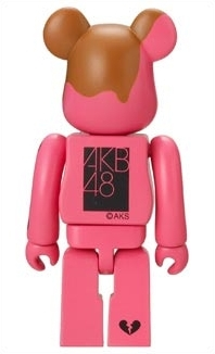 AKB48 100% 48種 ベアブリック(BE@RBRICK)