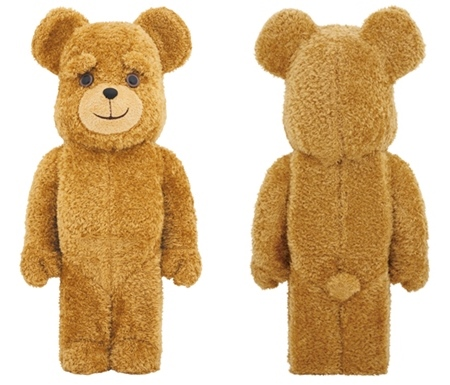ted2 1000% ベアブリック(BE@RBRICK)