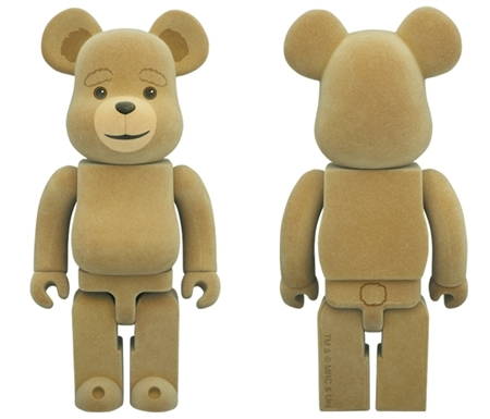 ted2 400% ベアブリック(BE@RBRICK)