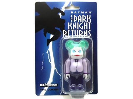 JOKER The Dark Knight Returns Ver ベアブリック(BE@RBRICK)