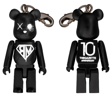 the GazettE 50% ベアブリック(BE@RBRICK)