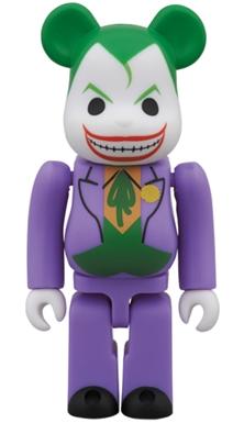 The Joker ベアブリック (BE@RBRICK)