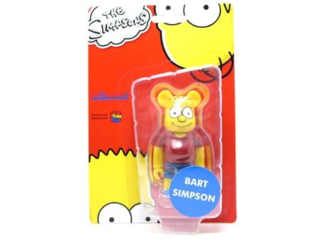 ザ・シンプソンズ Bart Simpson ベアブリック (BE@RBRICK)