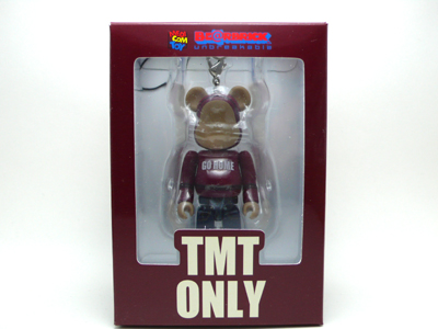 TMT GO HOME ベアブリック(BE@RBRICK)