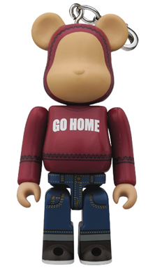 TMT GO HOME ベアブリック(BE@RBRICK)