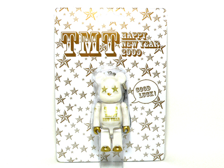 TMT NEW YEAR 2009 ベアブリック(BE@RBRICK)