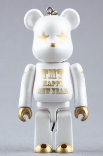 TMT NEW YEAR 2009 ベアブリック(BE@RBRICK)