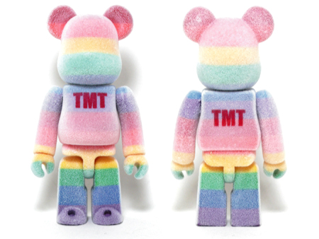 TMT WE ARE ONE ベアブリック(BE@RBRICK)