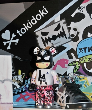 TOKIDOKI 2nd 400% ベアブリック(BE@RBRICK)