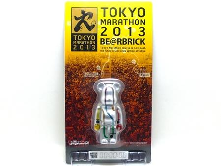 東京マラソン 2013 ベアブリック(BE@RBRICK)