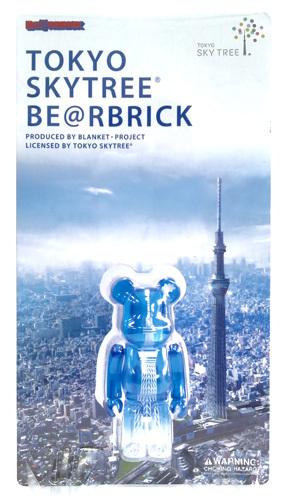 TOKYO SKYTREE ベアブリック(BE@RBRICK)