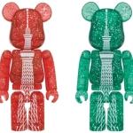 TOKYO SKYTREE クリスマス ver RED/GREEN ベアブリック (BE@RBRICK) [ネット終了]