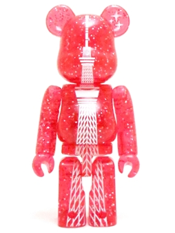 TOKYO SKYTREE クリスマス ver RED ベアブリック (BE@RBRICK)