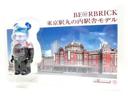 東京駅丸の内駅舎モデル ベアブリック (BE@RBRICK)