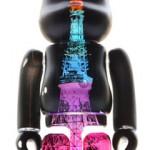東京タワー ダイヤモンドヴェール Ver. ベアブリック(BE@RBRICK)[情報]