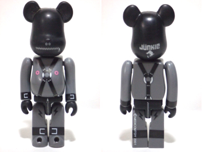 Junkie TOYCON シリーズ1 ベアブリック(BE@RBRICK)