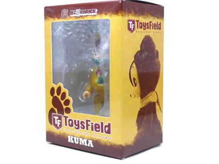 Toys Field KUMA ベアブリック(BE@RBRICK)