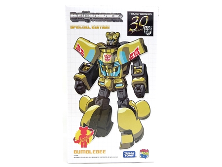 TRANSFORMERS BUMBLEBEE 200% ベアブリック (BE@RBRICK)