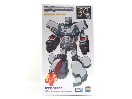 TRANSFORMERS Megatron 200% ベアブリック (BE@RBRICK)