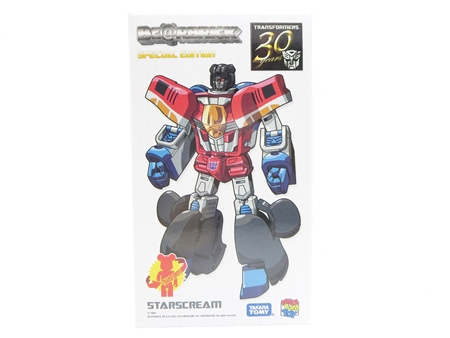 TRANSFORMERS STARSCREAM 200% ベアブリック (BE@RBRICK)