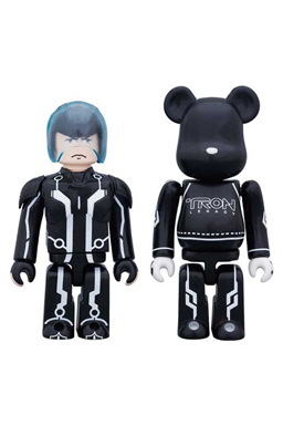 TRON LEGACY TOM'S LIGHTCYCLE 2pc ベアブリック(BE@RBRICK)
