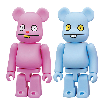 UGLYDOLL TRUNKO & BABO Adventure 2pc ベアブリック(BE@RBRICK)