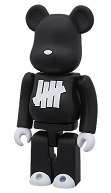 UNDEFEATED 2010 ベアブリック(BE@RBRICK)