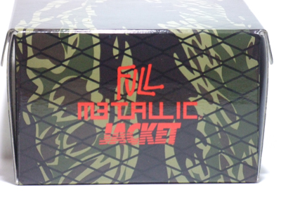 UNDEFEATED FULL METALLIC JACKET 100% ベアブリック(BE@RBRICK)