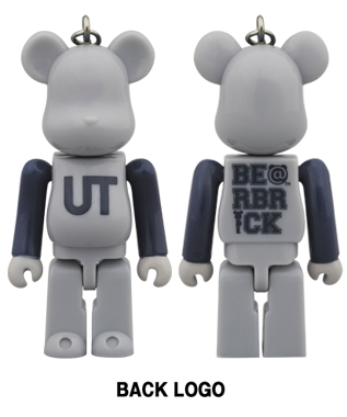UNIQLO UT 2014 BACK LOGO 70% ベアブリック (BE@RBRICK)
