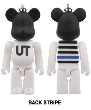 UNIQLO UT 2014 BACK STRIPE 70% ベアブリック (BE@RBRICK)