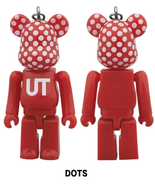 UNIQLO UT 2014 DOTS 70% ベアブリック (BE@RBRICK)