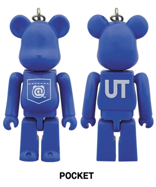 UNIQLO UT 2014 POCKET 70% ベアブリック (BE@RBRICK)