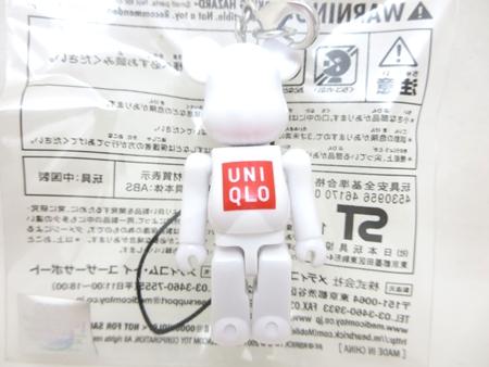 UNIQLO UT  LOGO 70% ベアブリック (BE@RBRICK)