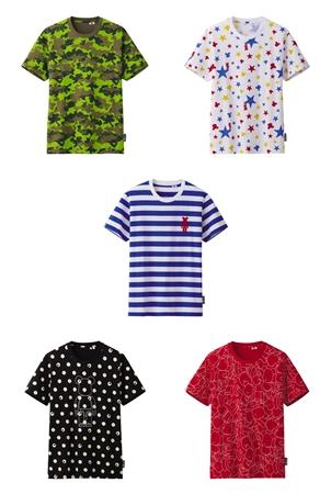 UNIQLO X ベアブリック(BE@RBRICK) Tシャツ