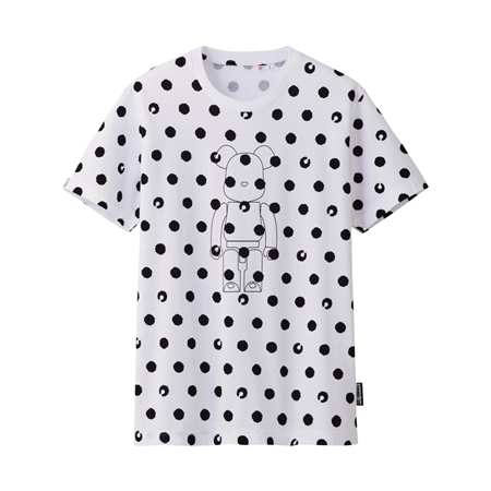 中国UNIQLO X ベアブリック(BE@RBRICK) Tシャツ