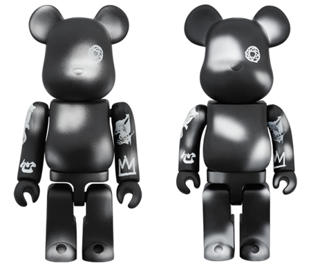 UNKLE 2014 100% 400% ベアブリック (BE@RBRICK)