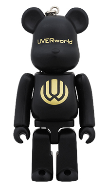 UVERworld ベアブリック(BE@RBRICK)