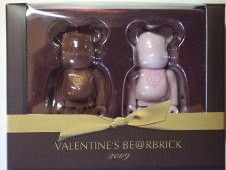 Valentine 2009 ベアブリック(BE@RBRICK)